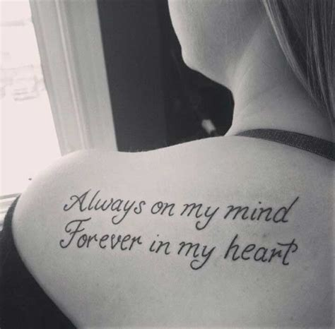 heart quotes tattoo tumblr 30 relatable love quote tattoos tattooblend