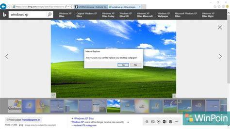 cara mengganti wallpaper laptop vaio cara mengganti background desktop untuk windows 10 yang