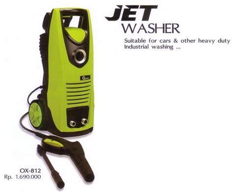 Oxone Gilingan Mie jual oxone jet washer ox 812 murah jet washer murah jual