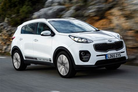 Kia Be Kia Sportage Edition 2 0 Crdi 2016 Review By Car