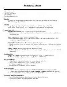 Excellent Resumes Sles by 100 Excellent Resume For Recent Grad Sle Resume