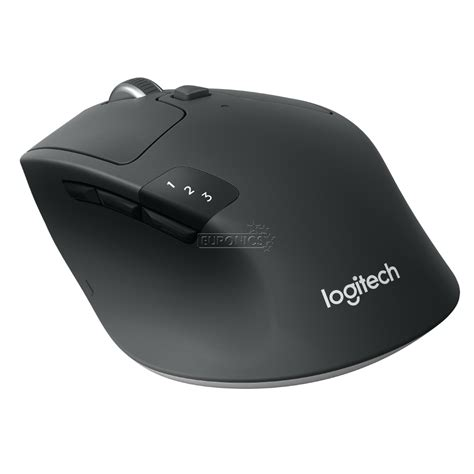 Logitech M720 wireless optical mouse logitech m720 triathlon 910 004791