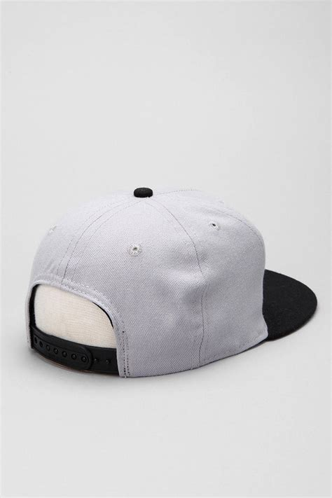 Kaos Stussy 47 outfitters profound aesthetic big snapback hat in gray for lyst