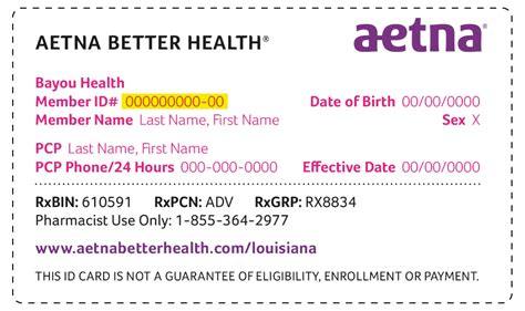 how to make a health insurance card aetna better health insurance card aetna insurance