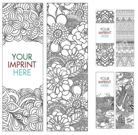 bookmarks to color coloring bookmark usa made color eco