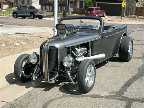 chad s first custom hot rod build daily rubber