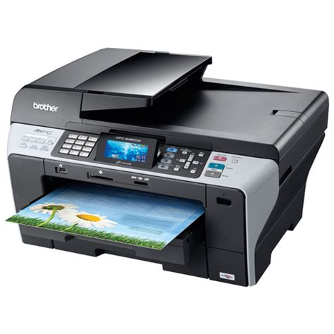 Printer Mfc 6490cw mfc 6490cw multifunction printer
