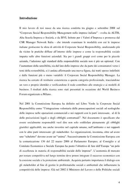 csr personale d italia il corporate social responsibility management nella