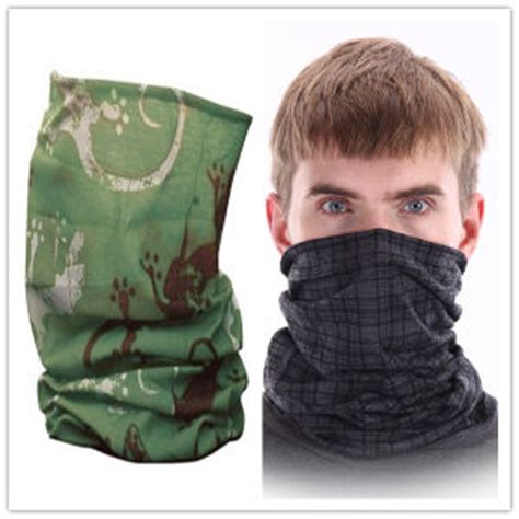 Buff Headware Bandana Masker 309 China Custom Made Mircrofiber Buff Headwear Snowboard