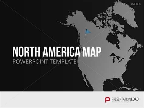 america map for powerpoint powerpoint map america presentationload