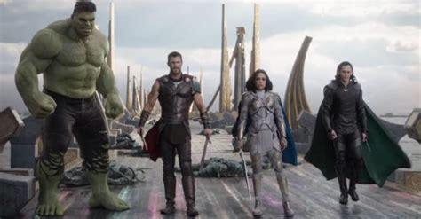 musuh di film thor ragnarok thor ragnarok il nuovo trailer ufficiale del film di