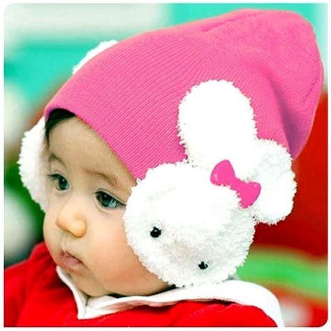 Topi Korea Anak Junior jual topi rajut korea anak zahra22
