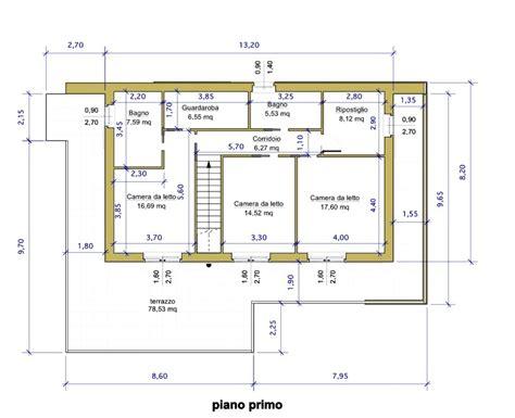 piantina di casa architetto organizzare gli ambienti di casa