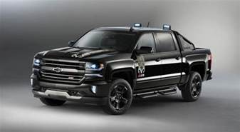 Chevrolet Silverad 2016 Chevy Silverado Rally Edition Revealed Gm Authority
