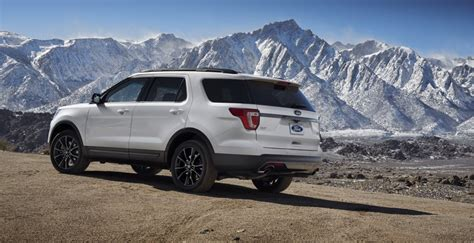 2020 Ford Explorer Xlt Sport Appearance Package by Ford Explorer Xlt Sport Appearance Package 2017