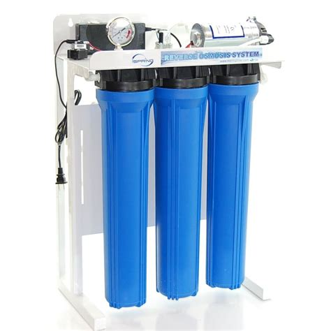 Filter Water ispring water systems 1 best seller osmosis water filter