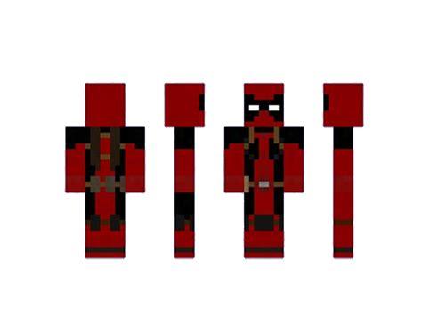 skins for minecraft minecraft skin deadpool