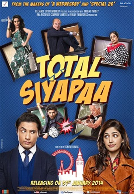 film india comedy romance 2014 total siyapaa wikipedia