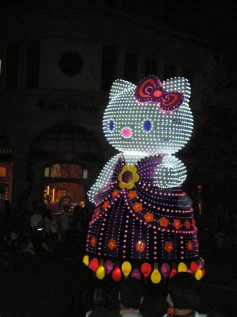 1000 images about hello kitty dancing christmas lights on
