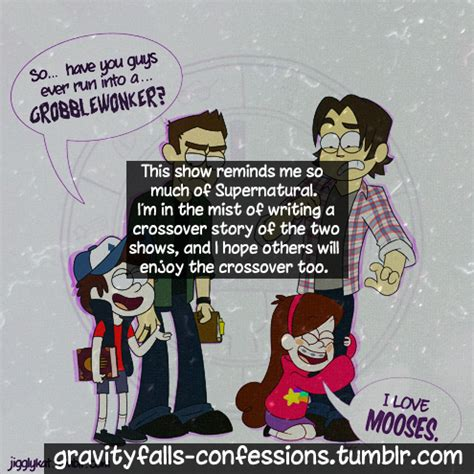 this reminds me so much of alice in wonderland love the gravity falls confessions