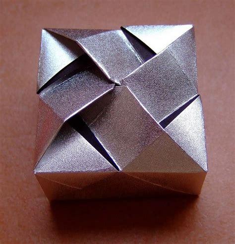 Origami Ui - origami box quot quot by evi binzinger via flickr craft