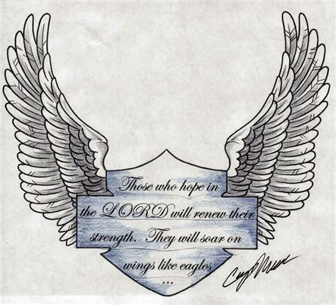 eagle wings tattoos designs wings like eagles design by narcissustattoos on