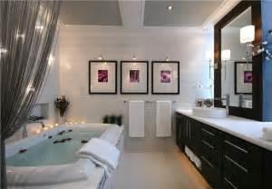 elegant contemporary bathroom by douglas stratton