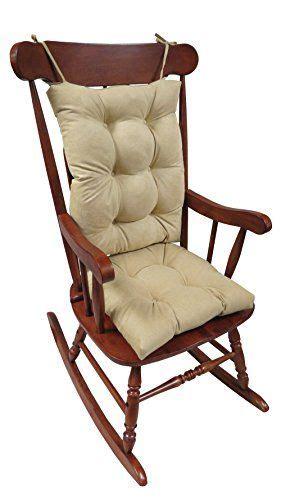 patio seating  gripper nonslip rocking chair cushion