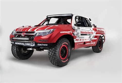 2015 Honda Ridgeline Baja Race Truck Conceptcarz Com