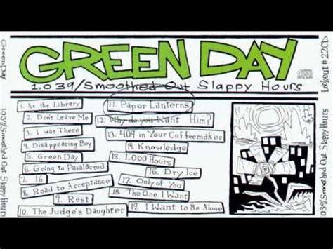 testo 21 guns paper lanterns green day significato della canzone