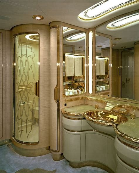 world most expensive bathroom inside the most expensive private jets bathroom updates