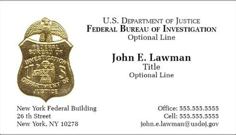 ingress bio cards template fbi badge template fbi wallet badge fbi gold id