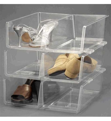 storage bins for shoes organize it home office garage laundry bath