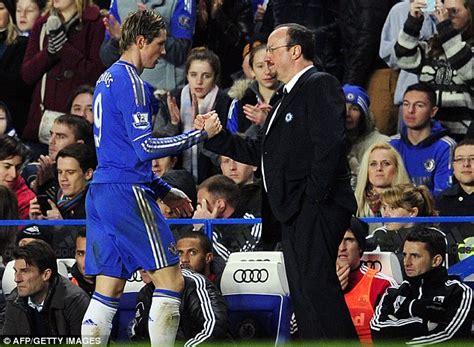 Shocker Is Own Fan by Rafael Benitez And Fernando Torres Slated By Chelsea Fans