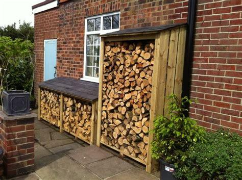 kaminholz aufbewahrung 25 best ideas about firewood storage on wood