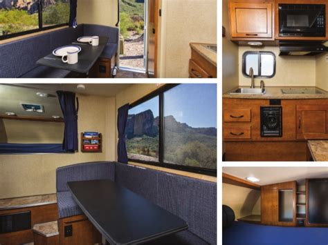 Kitchen Lighting Design Tips by T17 Cruise America Truck Camper