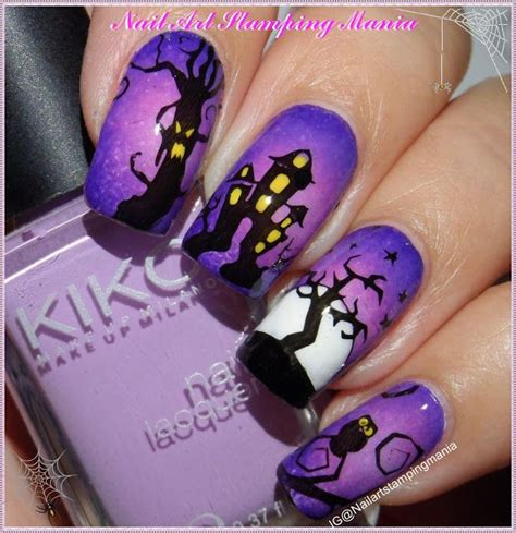 Enkel Nageldesign by Nail Sting Mania Manicure With Uberchic