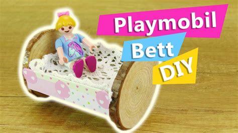 Bett Aus Pappe Selber Bauen by Playmobil Bett Selber Machen Aus Holz Pappe Mini