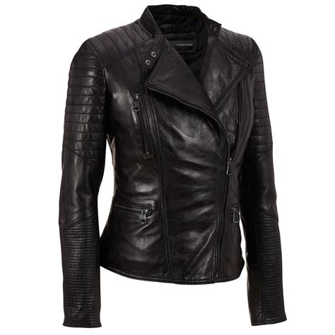 motocross jacket the best womens motorcycle black leather jackets with