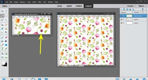 how to make a pattern in photoshop elements 11 how to make complex repeating patterns using photoshop