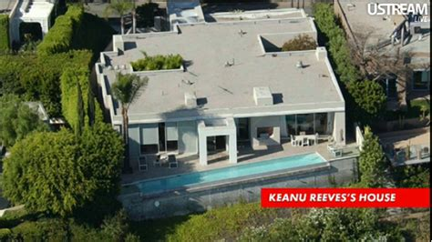 keanu reeve s house everything on ustream