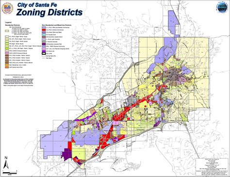 planning and gis county of gis city of santa fe new mexico