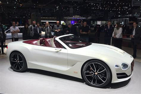 bentley exp 12 all electric bentley exp 12 speed 6e concept revealed