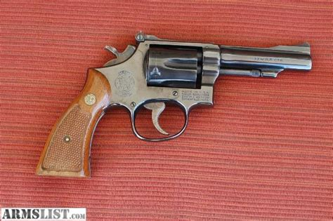 like new model 48 smith and wesson 22 mag revolver review