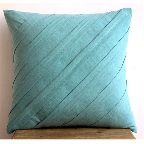 24 inch sofa pillows decorative pillow sham covers 24 inch accent by thehomecentric