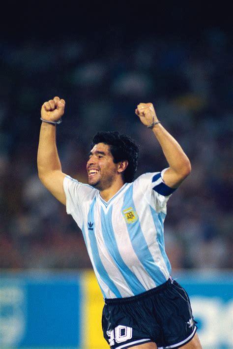 soccer legend diego maradona tv biography  start