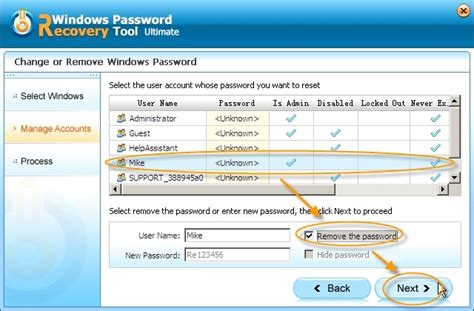 windows vista password reset tool download windows password recovery tool 6 0 0 0 download
