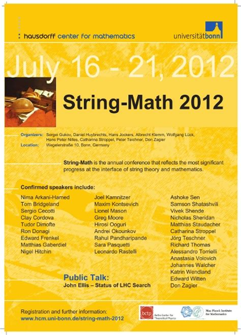 String Math - bctp home past activities