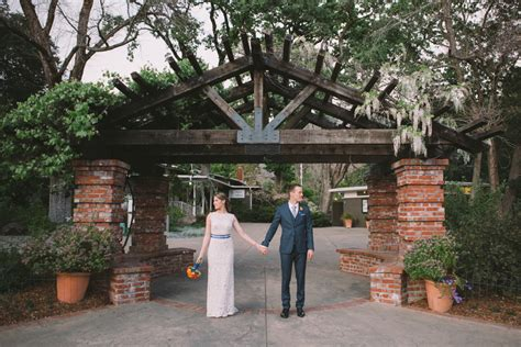 marin and garden center wedding jess graham marin garden center wedding