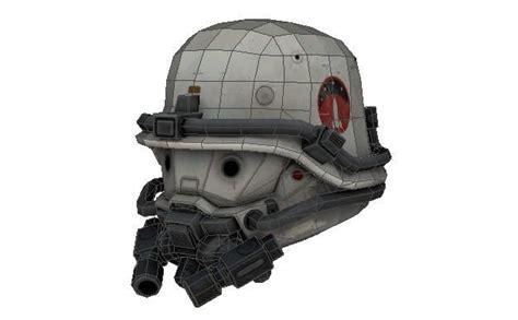 Space Marine Template by Wolfenstein The New Order Size Space Marine Helmet